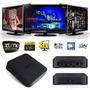 Android Box Tv 3d Wifi Iptv Unico Estrenos Cine 2015 1080hd