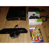 Xbox 360 Con Kinect Deabloqueada  Lt3.0. Envios Gratis .