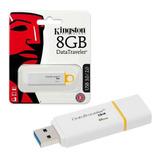 Pendrive Kingston 8gb Datatraveler® Generation 4