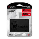 Disco Duro Solido Ssd Kingston A400 480gb - Techbox