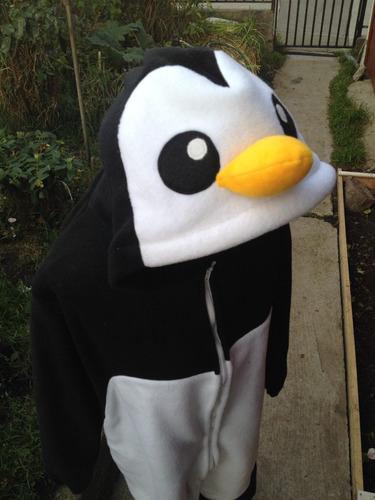 Kigurumi / Pijama Pingüino Animales (todos Los Tamaños)