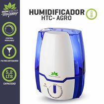 Humidificador Ultrasonico 5.2 Litros - Envío Gratis Grow