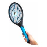 Raqueta Eléctrica Mata Mosquitos A Pilas Aa Potente Y Seguro