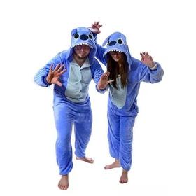 Pijama Entero Stitch Adultos - Kigurumi -tallas S-m-l-xl