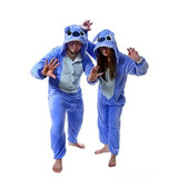 Pijamas Enteros Stitch Adultos - Kigurumi -tallas S-m-l-xl