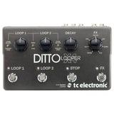 Tc Electronic Ditto X4 Looper - Nuevo - Entrega Inmediata