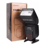 Flash Yongnuo Yn568ex E-ttl Para Nikon Yn-568 Ex + Regalo