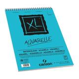 Canson Xl Croquera Aquarelle Acuarela, A4 - Dibuchile