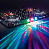 Numark Partymix - Controlador Consola Dj C/placa Sonido Luz