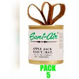 Pack 5 Latas Aromáticas Sani Air Aromatizantes Envio Gratis