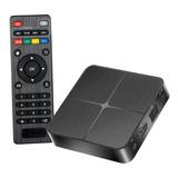 Smart Tv Box X1 Android 9.0 4k, 2gb Ram, 16gb, Netflix