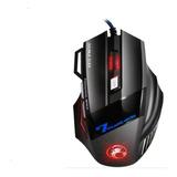 Mouse Gamer Pro 7 Botones X7 Optico Usb 2400 Dpi