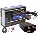 Gps Tracker Tk103 Rastreo Corta Corriete + Sensor De Impacto
