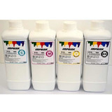 Tinta Dye Epson Ecotank Premium 1000ml C/color X3 Envio Grat