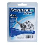Antiparasitario Externo/frontline®topspot/pipeta/boxcatchile
