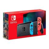 Consola Nintendo Switch Neon Lt2