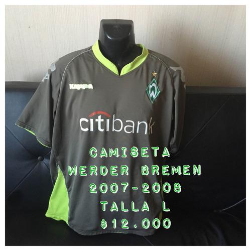 Werder Bremen - Melinterest Chile 16ed6d2865b0c