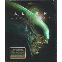 Alien Antología (bluray, Envío Gratis)