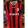 Camiseta Eintracht Frankfurt Aleman Marca Jako Xl N 30 Caio