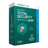 Kaspersky Total Security /1 Pc / 1 Año Licencia Original