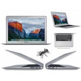 Macbook Air 1.8 Ghz 8g 256gb + Carcasa + Office 365 Orig!