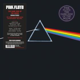 Pink Floyd The Dark Side Of The Moon Vinilo Nuevo Obivinilos