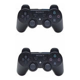 2 Control Ps3 Inalambrico Dualshock Bluetooh Oem