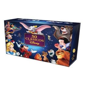 Pack Películas Dvd 50 Clasicos Disney