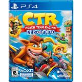 Crash Bandicoot Ctr Ps4 Fisico + Envio Gratis