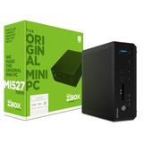 Mini Pc Zotac Mi527 Nano Intel I3 7100u,2 X Ddr4, 4k