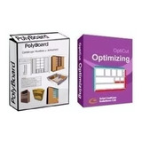 Polyboard 6.05f Pro 2018 + Opticut 5.24h Pro. Diseño Muebles