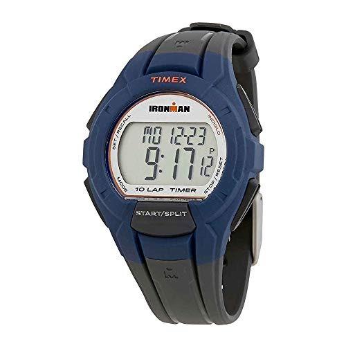cfded9349099 Timex Ironman Essentials Reloj Digital Para Hombre De 10 Vue