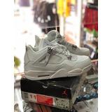 Air Jordan 4retro  Blancas