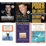 Anthony Robbins - Súper Colección Completa 7 Obras