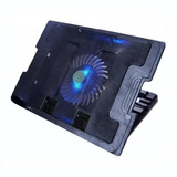 Base Notebook Ventilador Enfriador Ajustable Cooler