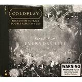 Coldplay Everyday Life Cd Nuevo Musicovinyl