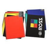 20 Cuadernos Universitarios Ross 7mm 100 Hojas +envío Gratis