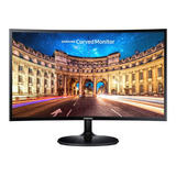 Monitor Samsung Curvo Full Hd Vga/hdmi 27  Mrclick