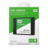 Disco Ssd Marca Wd Green 240gb 2.5  Int Sata 3d