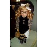 Muñeca Porcelana Doll