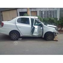 Desarme Toyota Yaris 2005 1nzfe 1.5 Mt 130mil Km