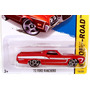 Hot Wheels # 134/250 - '72 Ford Ranchero - 1/64 - Bfd60