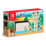Nintendo Switch Limited Animal Crossing Edition