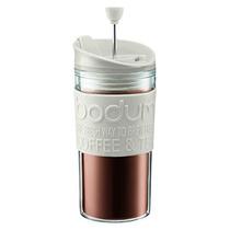Bodum K Travel Press Set Coffee Maker Con Tapa Extra, 12 Oz