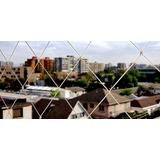 Malla De Seguridad | Balcones Ventanas Terrazas X Metros 0,8