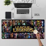 Mousepad Gamer Xxl 90x40cm Lol