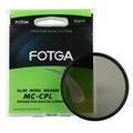 Filtro Cpl 52mm Circular Polarizado Fotga Nikon 18-55