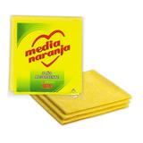 Pack 3/ Paño De Limpieza Amarillo Multiuso Granel