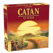 Los Colonos De Catan Basico - Nuevo Y Sellado - Envío Gratis