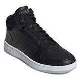 Zapatillas adidas Vs Hoops 2.0 Mid Original Envío Gratis